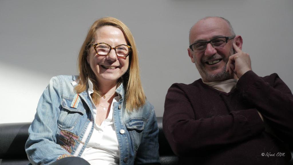Nathalie Morlot et Gad Weil