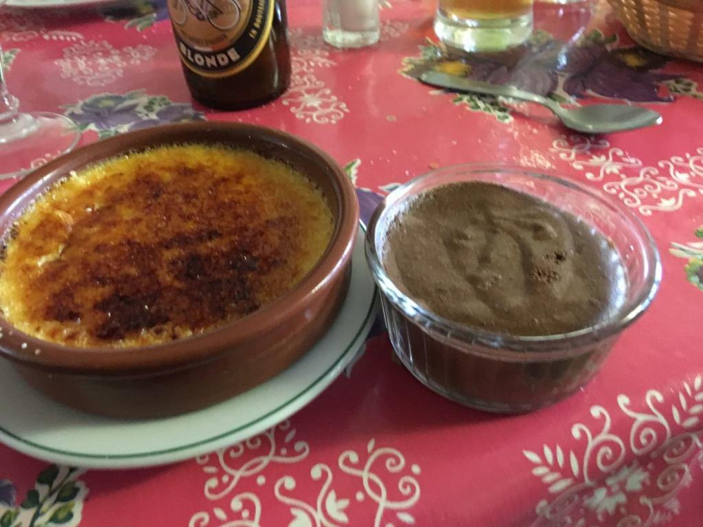 Dessert Pantinois