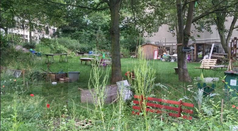 Jardin Pantin