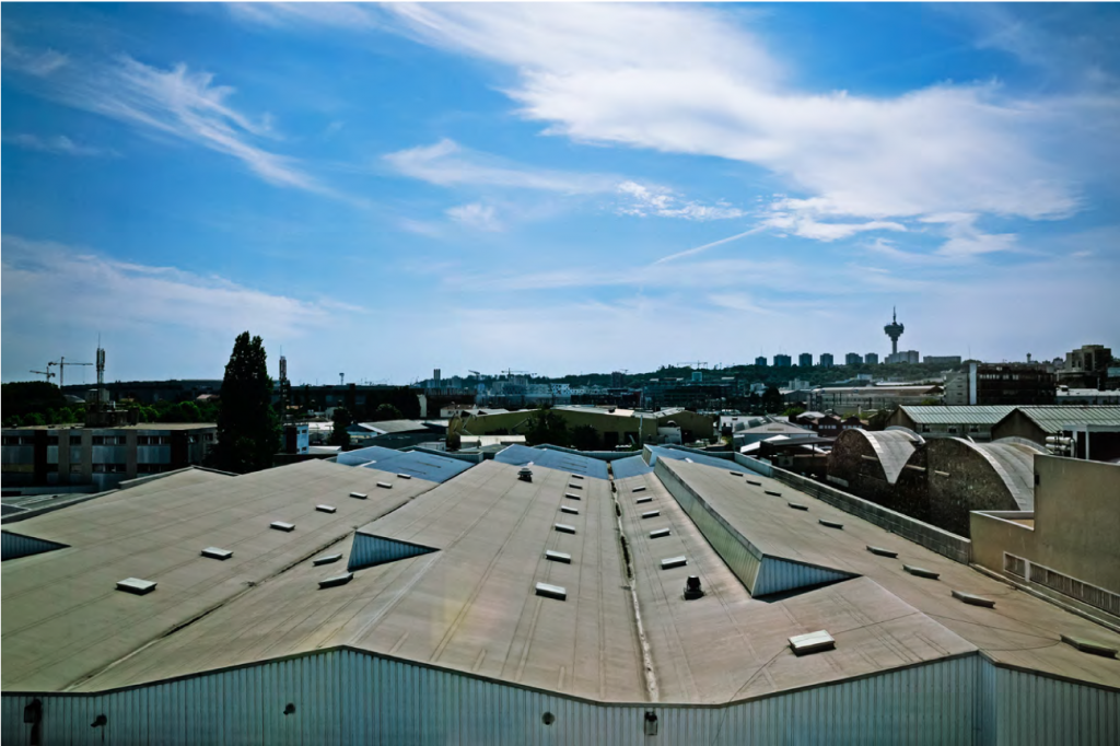 Panorama Pantin